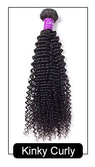 kinky curly wave hair
