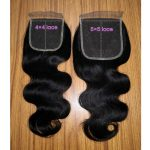 Body Wave 3 Bundles With 5×5 Closure