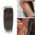 Straight Hair 5×5 Hd Lace Closure