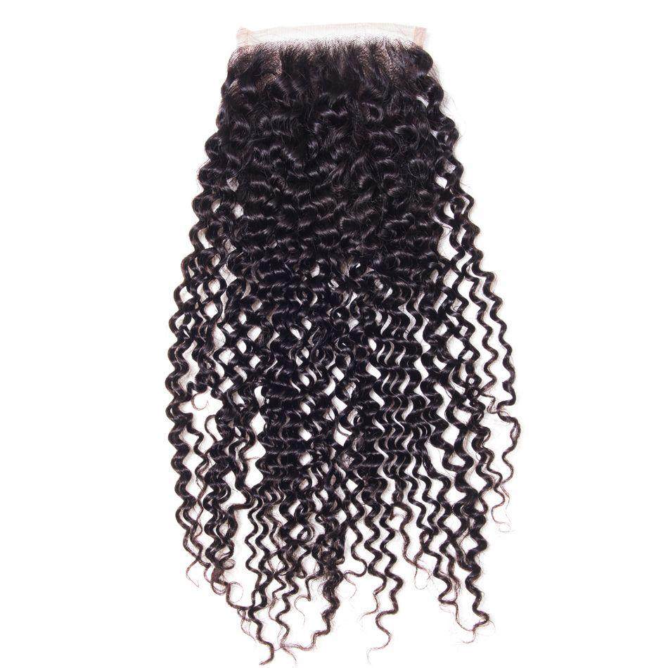 Kinky Curly 4x4 Lace Closure