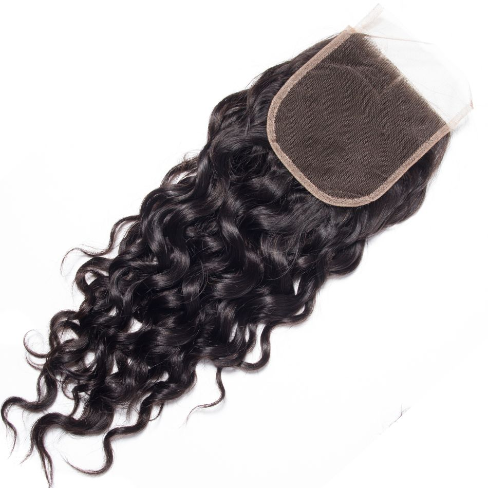 Water Wave 4x4 Lace Closure