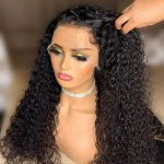Curly Hair 13×4 Lace Wig