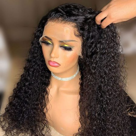 Curly Hair 13x4 Lace Wig