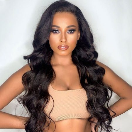Body Wave 360 lace Wig