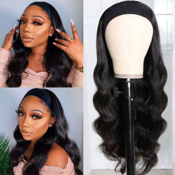 Body Wave Headband Wig (5)
