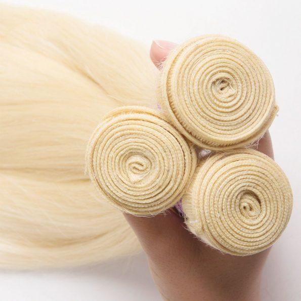 Brazilian 613 Straight Hair 4 Bundles 7