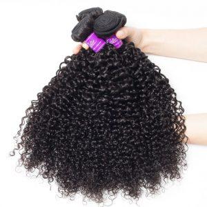 Brazilian Curly Hair 4 Bundles (6)
