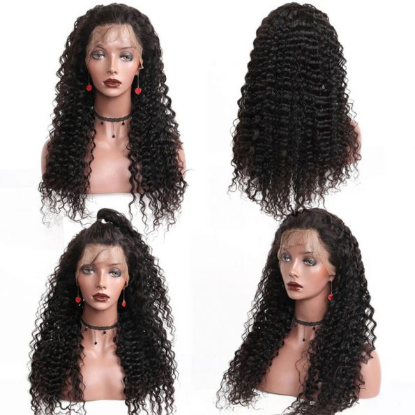 Deep Wave 13×6 Lace Front Wigs (5)