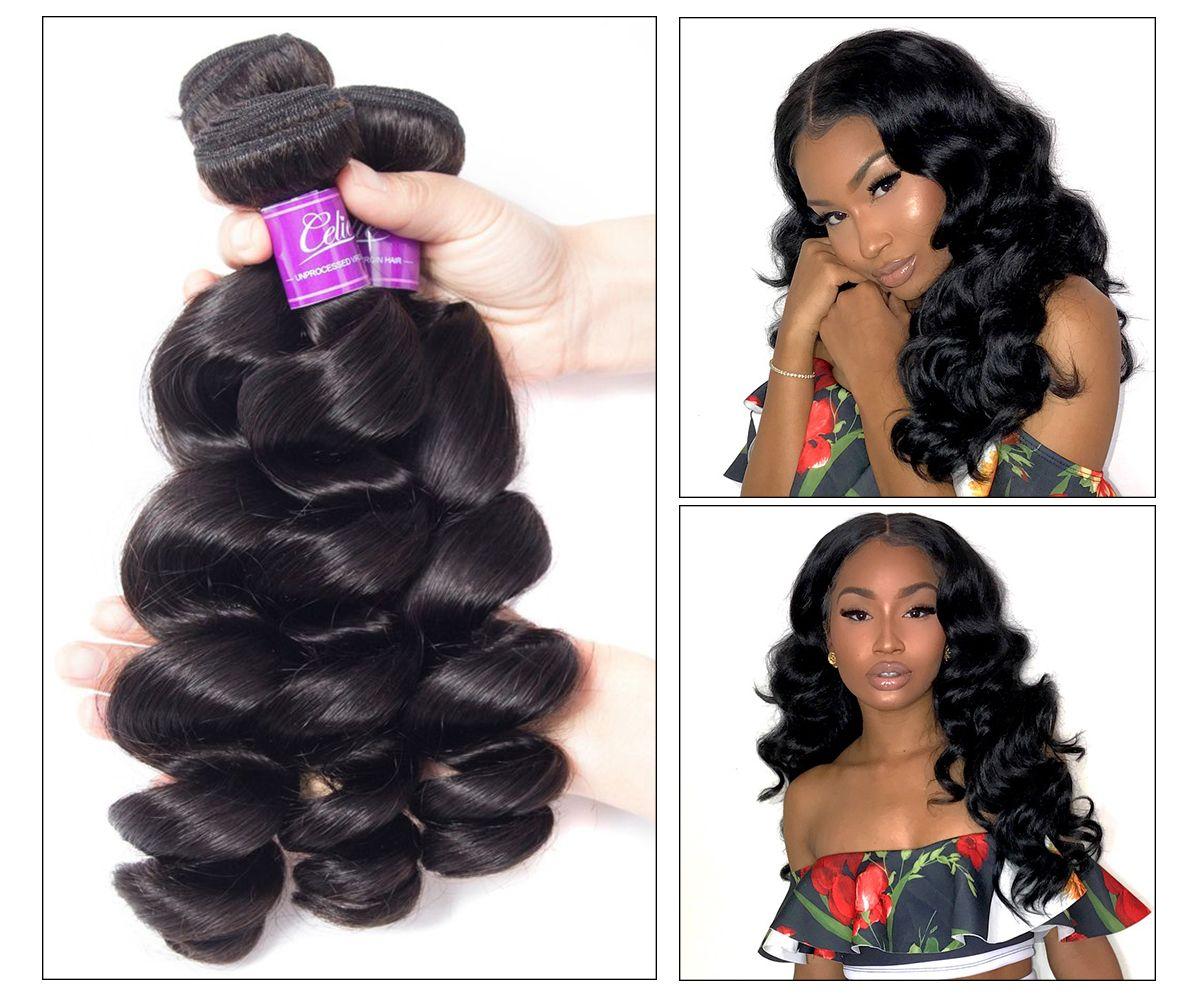 celie Loose Wave Hair Bundles