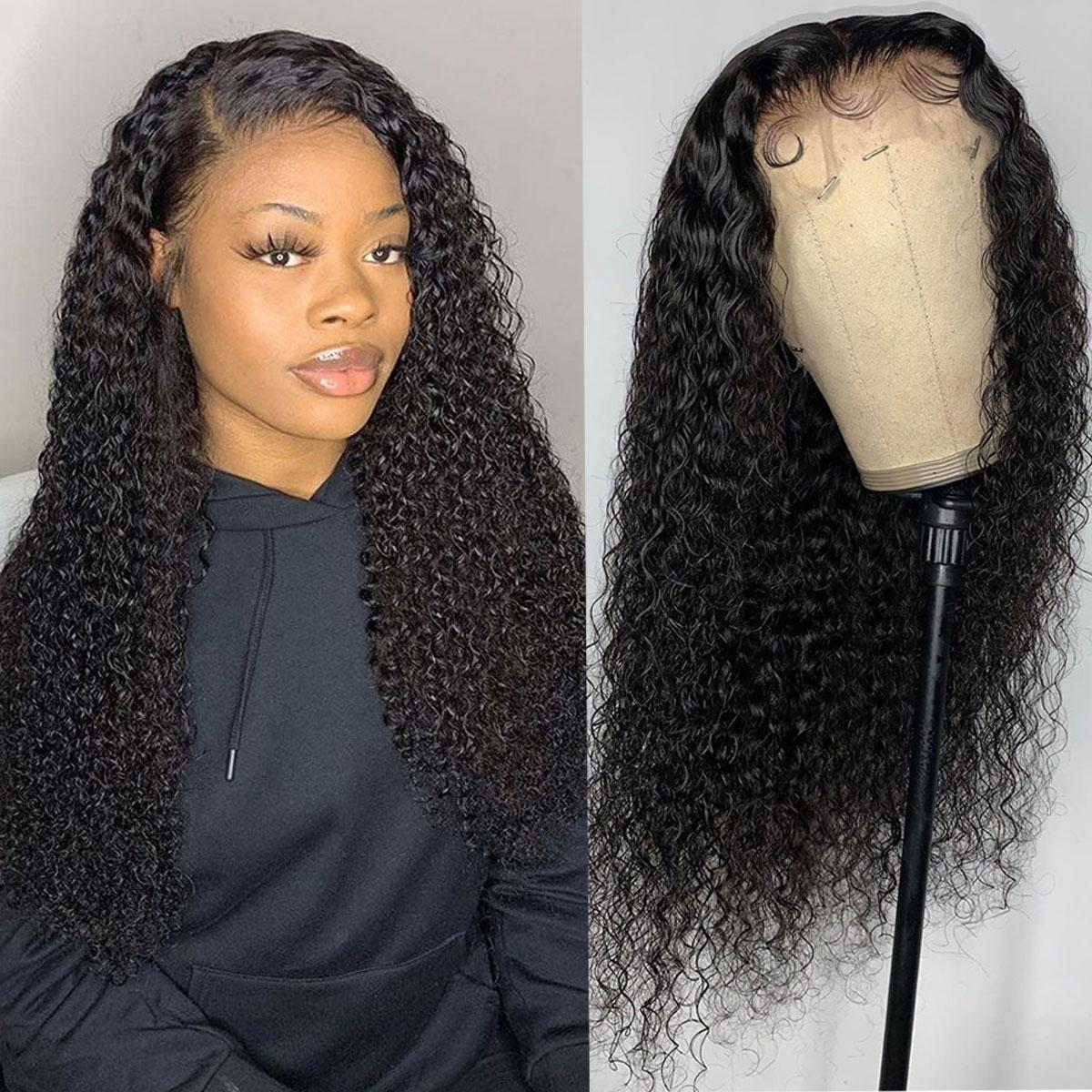 celie curly hair 360 lace wigs