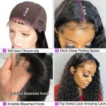 5×5 curly wig