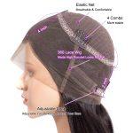 celie loose deep wave 360 lace wigs
