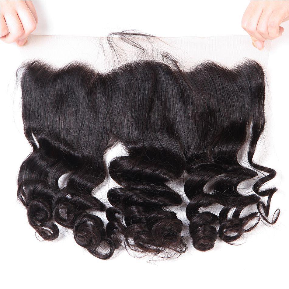 Funmi Hair 3 Bundles With Frontal