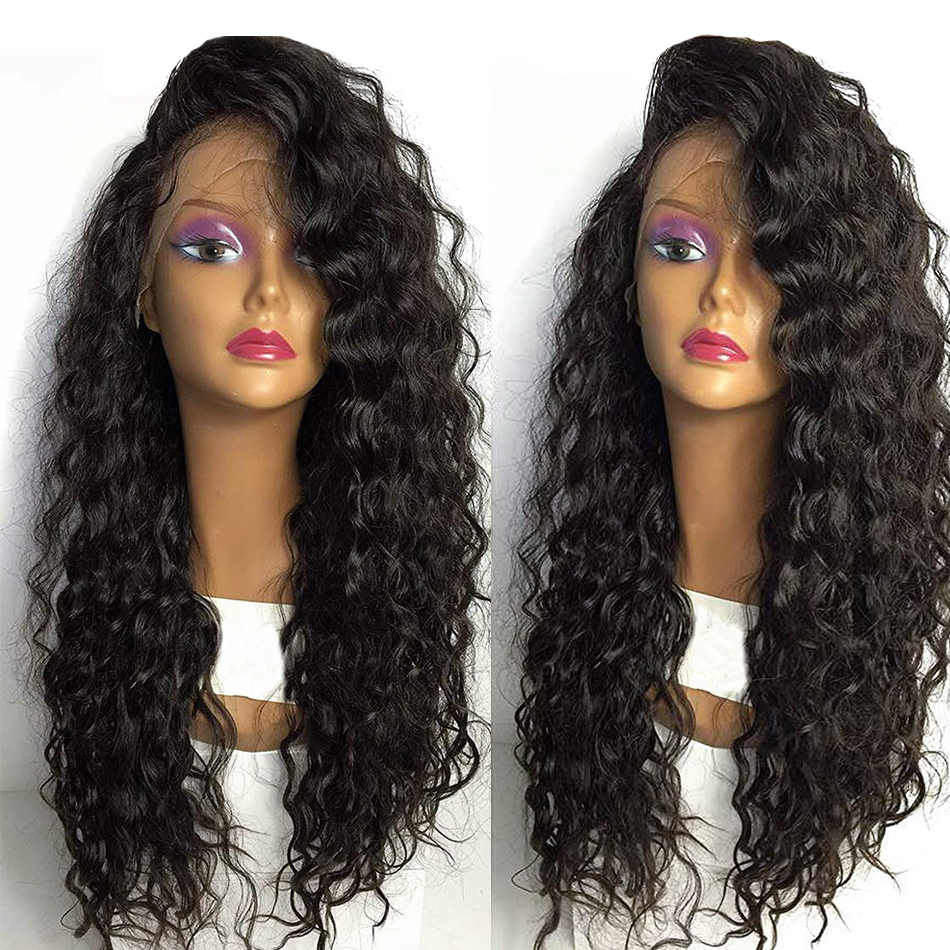 water wave 6x6 lace wigs