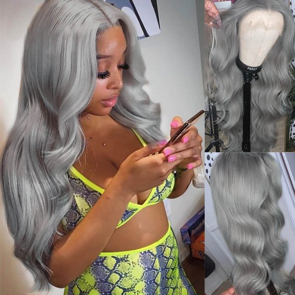 grey body wave lace front wig (2)