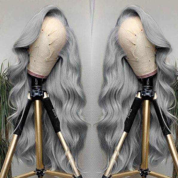 grey body wave lace front wig (4)